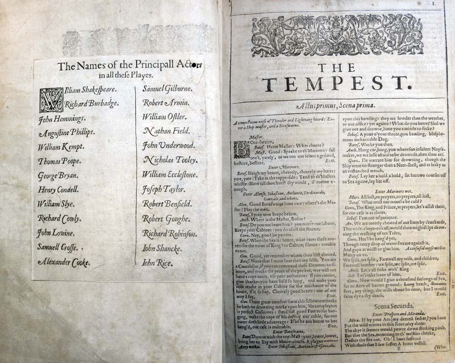 the tempest criticism essays Student help on shakespeare's tempest with study questions and book excerpts and much more.