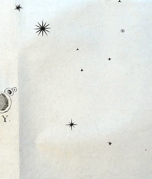 Micrographia: Astronomical observations